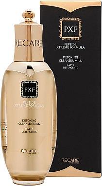 Lapte pentru față - Recare PXF Detoxing Cleanser Milk — Imagine N1