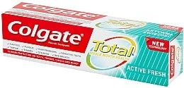 Parfumuri și produse cosmetice Pastă de dinți - Colgate Total Active Fresh