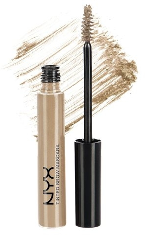 Gel pentru sprâncene - NYX Professional Makeup Tinted Eyebrow Mascara Gel