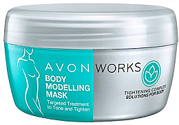 Parfumuri și produse cosmetice Mască modelatoare pentru corp - Avon Works