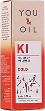 Духи, Парфюмерия, косметика Amestec de uleiuri esențiale - You & Oil KI-Cold Touch Of Welness Essential Oil