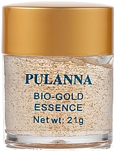 Parfumuri și produse cosmetice Gel pentru zona ochilor - Pulanna Bio-Gold Essence