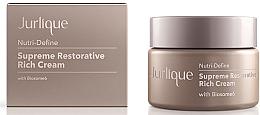 Parfumuri și produse cosmetice Cremă intensivă anti-îmbătrânire pentru a reda fermitate pielii  - Jurlique Nutri-Define Supreme Restorative Rich Cream