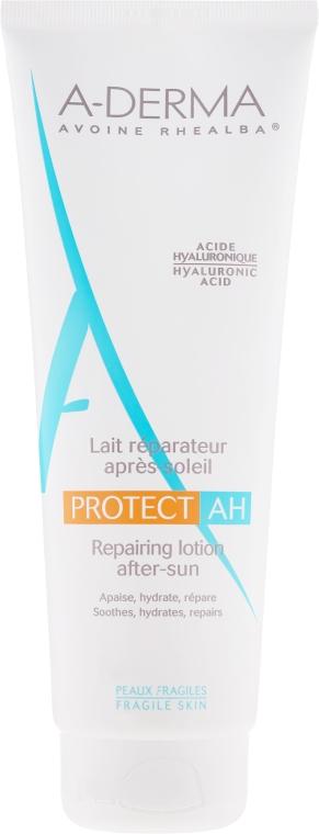 Loțiune de corp pentru protecție solară - A-Derma Protect AH Reparing Lotion After-Sun — Imagine N1