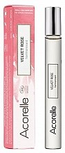 Parfumuri și produse cosmetice Acorelle Velvet Rose Roll-on - Apă de parfum (miniatură)