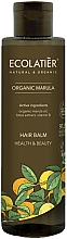 """Parfumuri și produse cosmetice Balsam de păr """"Sănătate și frumusețe"""" - Ecolatier Organic Marula Hair Balm"""