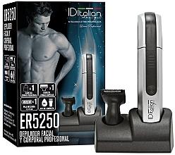 Parfumuri și produse cosmetice Электрический эпилятор для лица и тела ER5250 - Iditalian Electric Hair Remover Body&Care