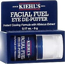 Parfumuri și produse cosmetice Gel-stick împotriva cearcănelor pentru bărbați - Kiehl`s Facial Fuel Eye De-Puffer
