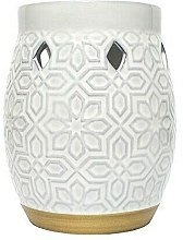 Parfumuri și produse cosmetice Lampă aromaterapie - Yankee Candle Wax Burner Addison Patterned Ceramic