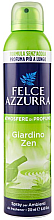Parfumuri și produse cosmetice Odorizant pentru casă - Felce Azzurra Giardino Zen Spray