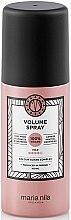 Parfumuri și produse cosmetice Lac pentru volumul părului - Maria Nila Volume Spray