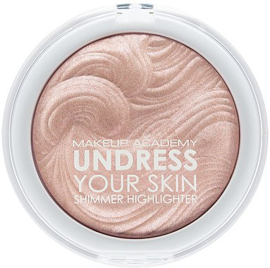 Iluminator pentru față - MUA Makeup Academy Shimmer Highlighter Powder