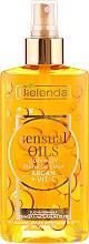 Parfumuri și produse cosmetice Ulei de corp cu argan și vitamina C - Bielenda Sensual Oils