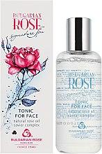 Parfumuri și produse cosmetice Tonic pentru față - Bulgarian Rose Caviar Complex Tonic For Face