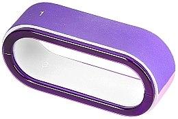 Parfumuri și produse cosmetice Buffer pentru unghii - Tools For Beauty Buffer 3Way Oval