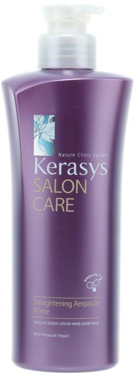 """Balsam de păr """"Îndreptare"""" - KeraSys Hair Clinic Salon Care"""