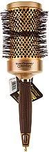 Parfumuri și produse cosmetice Perie rotundă de păr 62 mm - Olivia Garden Nano Thermic Ceramic + Ion Thermic Contour Thermal d 62