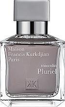 Parfumuri și produse cosmetice Maison Francis Kurkdjian Masculin Pluriel - Apa de toaletă