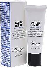 Parfumuri și produse cosmetice Cremă pentru zona ochilor - Baxter of California Under Eye Complex