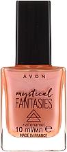 Parfumuri și produse cosmetice Lac de unghii - Avon Mystical Fantasies