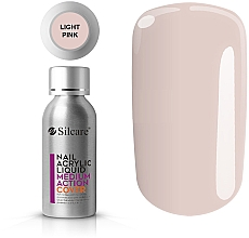 Parfumuri și produse cosmetice Acryl pentru unghii - Silcare Nail Acrylic Liquid Medium Action Cover