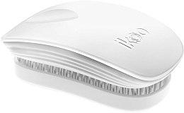 Parfumuri și produse cosmetice Pieptene pentru păr - Ikoo Pocket White Brush