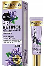 Parfumuri și produse cosmetice Cremă antirid pentru ochi 30+/40+ - Perfecta Bio Retinol 30+/40+ Eye Cream