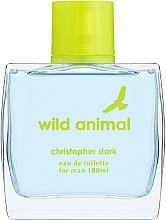 Parfumuri și produse cosmetice Christopher Dark Wild Animal - Apă de toaletă