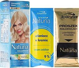 Parfumuri și produse cosmetice Iluminator pentru toată lungimea părului - Joanna Hair Naturia Blond