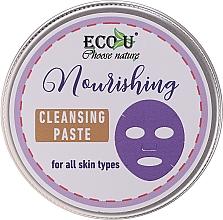 Parfumuri și produse cosmetice Pastă de curățare pentru față - ECO U Nourishing Cleansing Paste For All Skin Types