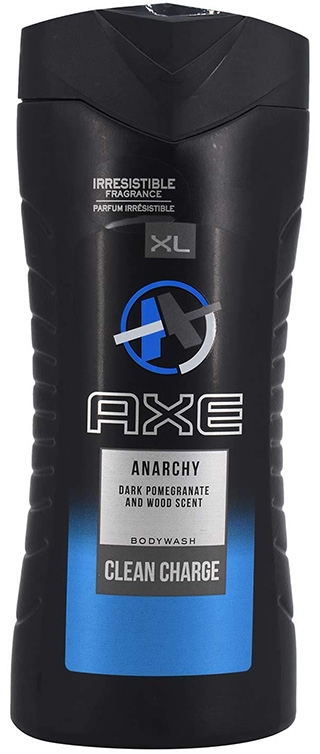 Gel de duș - Axe Anarchy Shower Gel For Him — Imagine N1