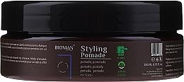 Parfumuri și produse cosmetice Pomadă pentru păr - BioMan Styling Pomade