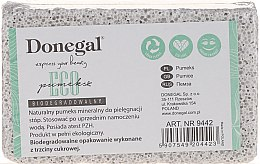 Parfumuri și produse cosmetice Piatră ponce pentru călcâie - Donegal