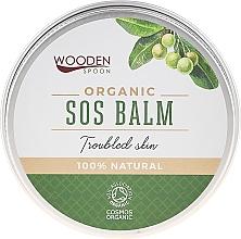 Parfumuri și produse cosmetice Balsam de corp - Wooden Spoon SOS Balm Trouble Skin