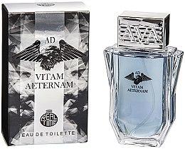 Parfumuri și produse cosmetice Real Time Ad Vitam Aeternam - Apă de toaletă
