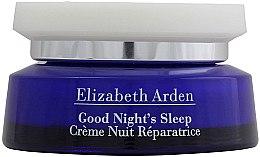 Parfumuri și produse cosmetice Crema regeneratoare de noapte - Elizabeth Arden Good Night`s Sleep Restoring Cream