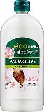 """Parfumuri și produse cosmetice Săpun lichid Natourel """"Hidratant pentru pielea sensibilă"""" (rezervă) - Palmolive Naturel"""