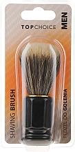 Parfumuri și produse cosmetice Pămătuf de ras, negru, 30321 - Top Choice