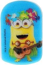 Parfumuri și produse cosmetice Burete de baie pentru copii, albastru - Suavipiel Minnioins Bath Sponge