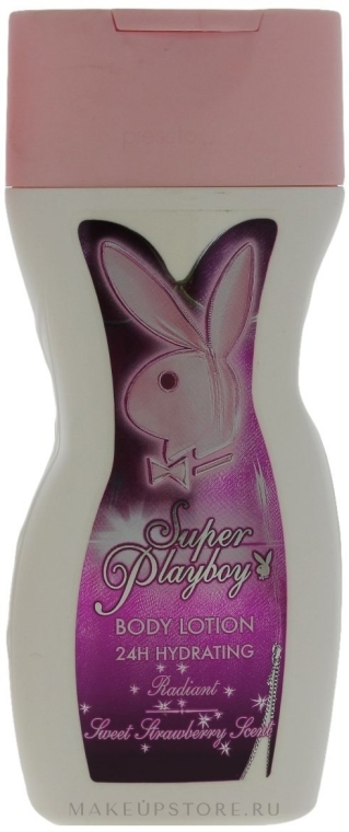 Playboy Super Playboy For Her - Loțiune de corp