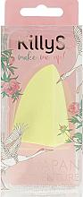 Parfumuri și produse cosmetice Burete de machiaj, triunghi - KillyS Japan Adventure