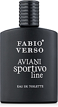 Parfumuri și produse cosmetice Bi-Es Fabio Verso Aviani Sportivo Line - Apă de toaletă