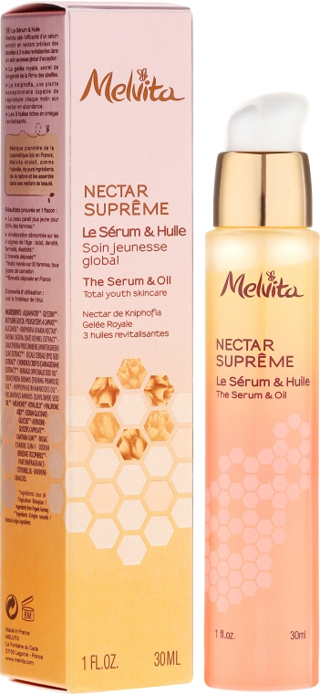 Ser pentru față - Melvita Nectar Supreme — Imagine N1