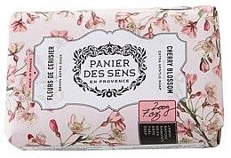 Parfumuri și produse cosmetice Săpun - Panier Des Sens Extra Gentle Natural Soap with Shea Butter Cherry Blossom