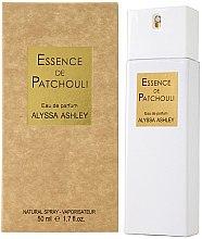Parfumuri și produse cosmetice Alyssa Ashley Essence de Patchouli - Apă de parfum