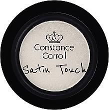 Parfumuri și produse cosmetice Fard de pleoape - Constance Carroll Satin Touch Mono