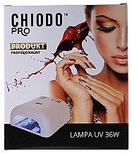 Parfumuri și produse cosmetice Lampă pentru manichiură - Chiodo Pro UV 36W