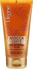 Parfumuri și produse cosmetice Scrub cu zahăr și granule de cacao pentru corp - Lirene Dermo Program