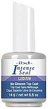 Parfumuri și produse cosmetice Fixator pentru gelul de unghii - IBD LED/UV Intense Sea No Cleanse Top Coat