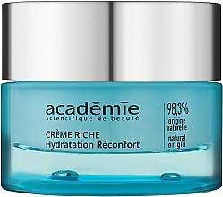 Parfumuri și produse cosmetice Cremă intensivă hrănitoare - Academie Visage Extra Rich Cream